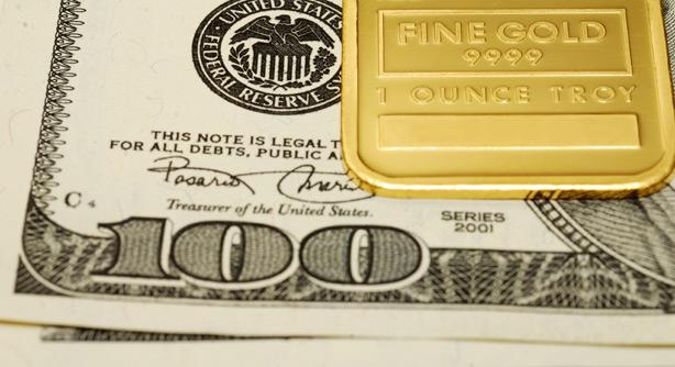 dollar gold forecast