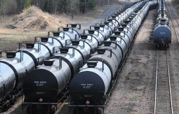 crude oil ban