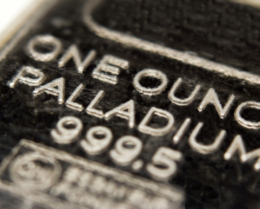 palladium price