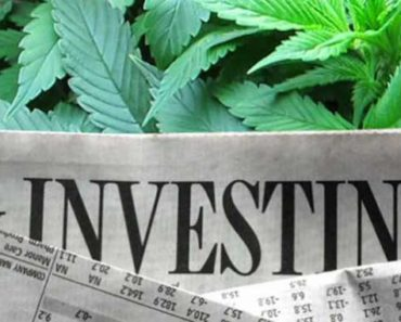 cannabis investing forecast